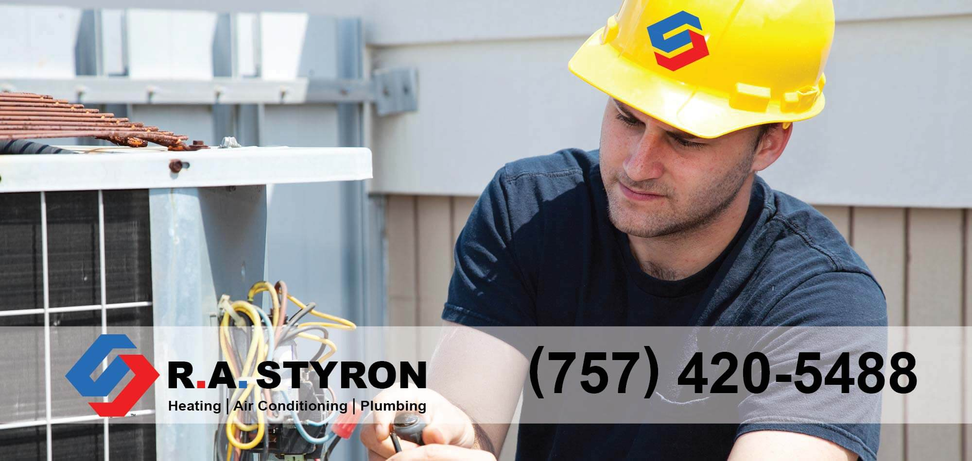 R.A. STYRON Heating Air Conditioning Plumbing