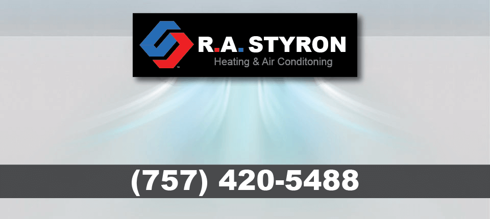 STYRON Air Conditioning Services in Chesapeake VA