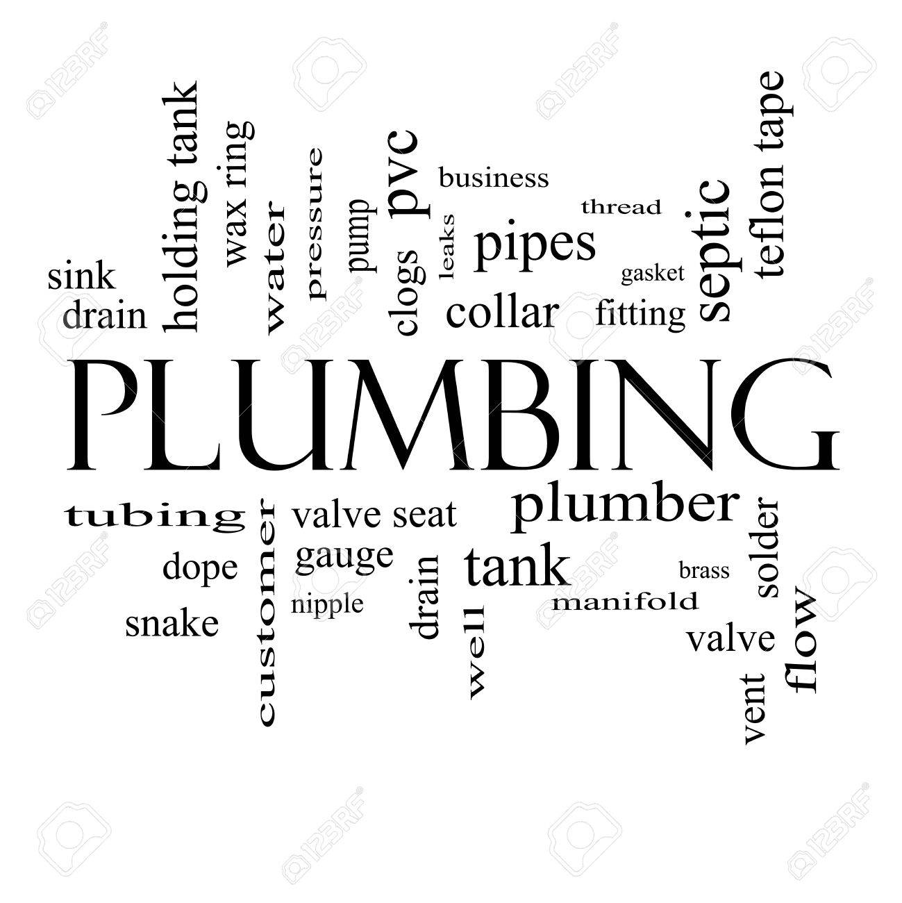 Plumbing Terms You Need to Know   R. A. Styron   Chesapeake   Plumber