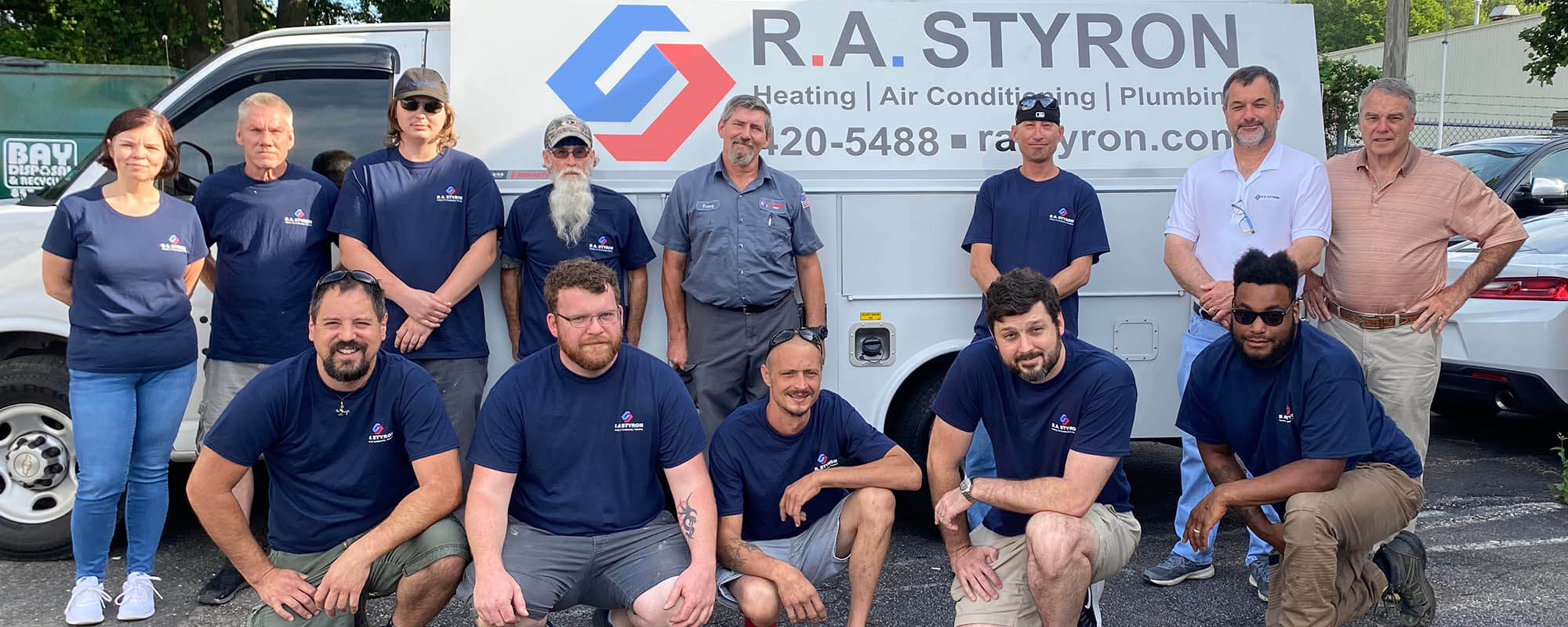 HVAC Chesapeake RASTYON